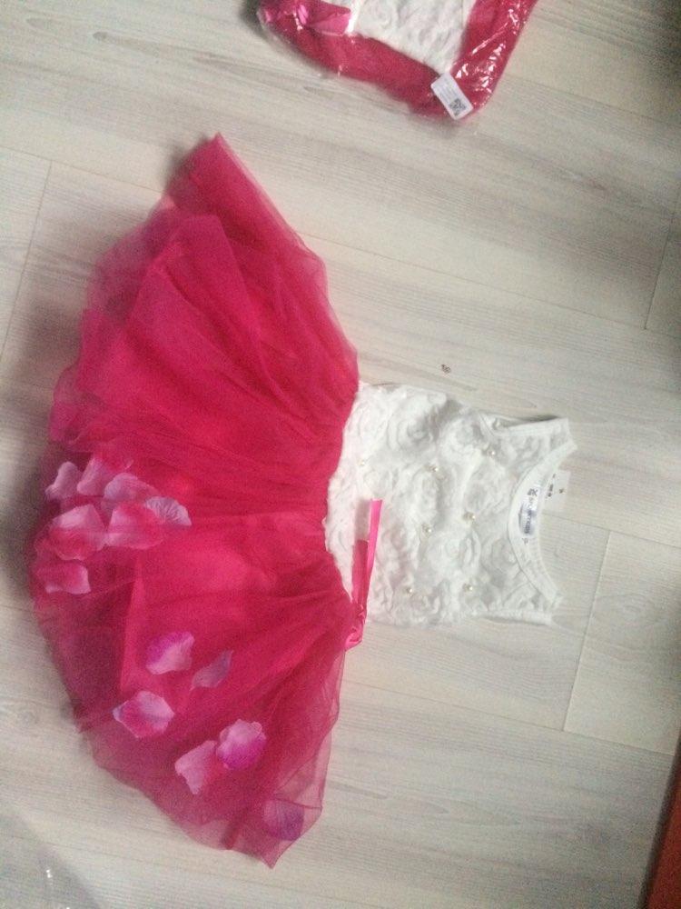 Kid Girl Princess Dress Toddler Sleeveless Dress Tutu Lace Flower Bow Dresses Pageant Dress Clothes
