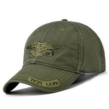 Men's Hunting Fishing Snapback Caps Army green Outdoor Baseb