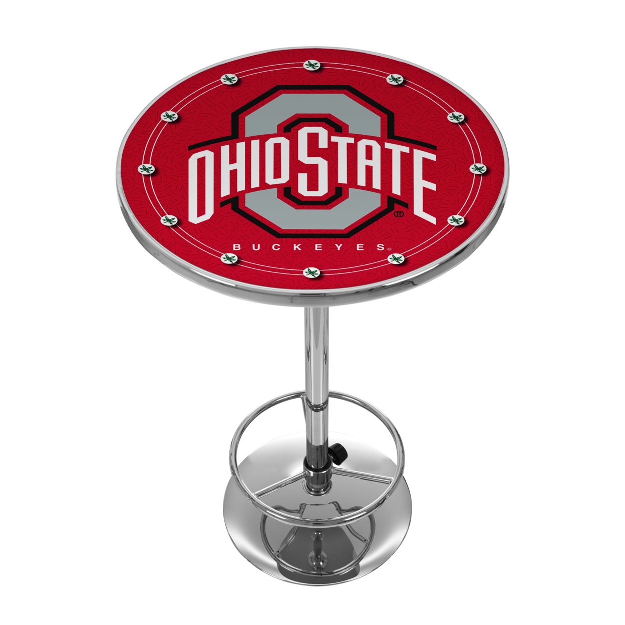 The Ohio State University 42 Inch Pub Table winesburg ohio