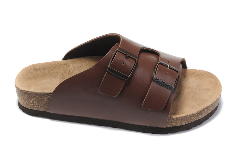 2018 New Arrival BIRKENSTOCK 유니섹스 여름용 플랫 슈즈 - 남성용 신발 - 사진 4