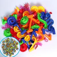 Hot Children Kids Baby DIY Colorful ABS Mini Around Beads Educational Game Toy IUNEED TOY Store