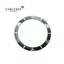 Carlywet оптовая продажа сменный зеленый с белым керамическим