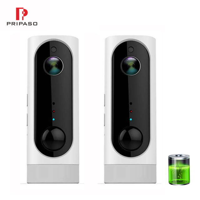 Security Camera Battery Powered Wireless,Full HD 1080P Indoor WiFi IP Camera  bullet camera  for Home Baby Pet