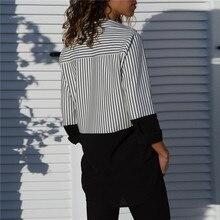 Women Striped Blouse 2019
