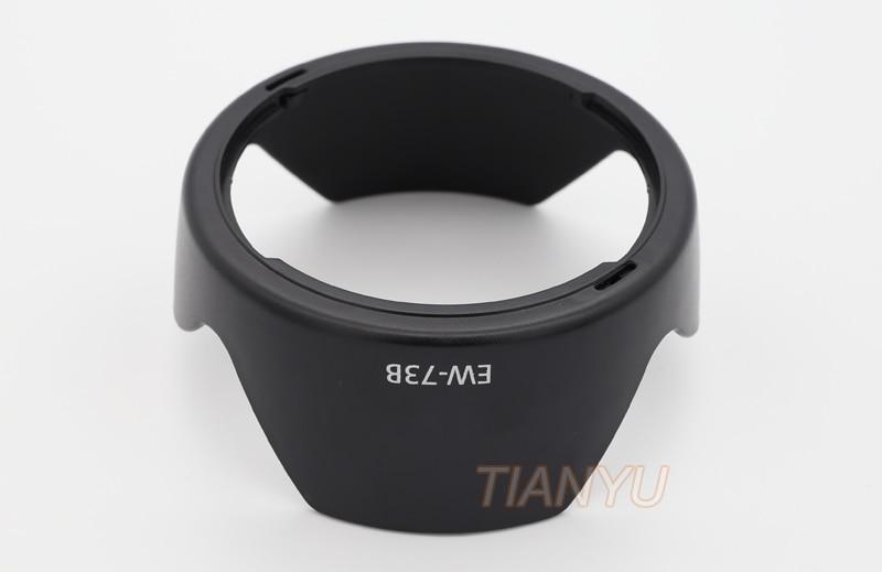 EW73B Lens Hood EW-73B Camera Lens Protector for CANON EF-S 17-85mm f/4-5.6 IS USM EF-S 18-135mm f/3.5-5.6 IS STM Caliber 67mm 5