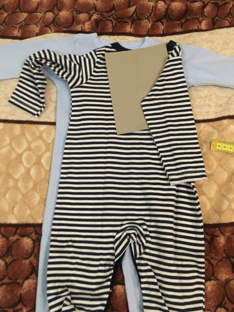 2018 Mother Nest New Brand Baby Rompers Long Sleeves 2 Pcs Soft Cotton Newborn Baby Clothing Fashion Baby Pajamas Infant Clothes