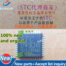 And Original STC15W1K24S-35I-LQFP44 5pcs In-Stock 100%New