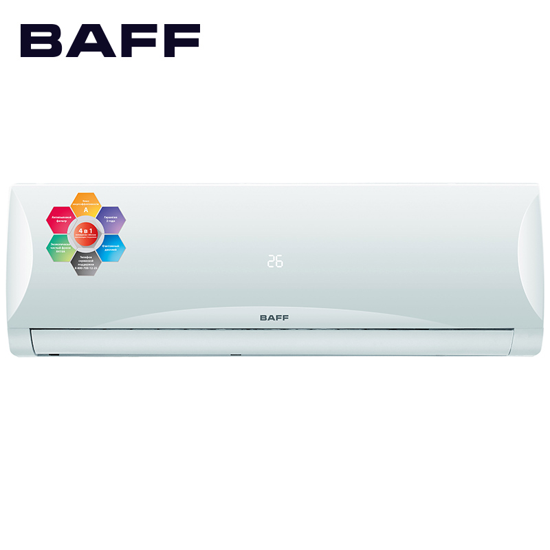 Split System BAFF AC-12 King Split Air Conditioner System