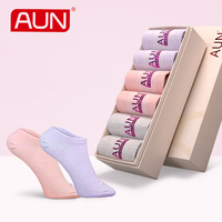 Women No Show Socks 6 Pairs For Dress Women S Deodorant New Year S Cotton Polyester
