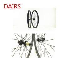 27.5er MTB wheels Novatec 791 792 thur axle carbon MTB wheels 650B width 27mm Mountain Bikes  bicycle MTB wheels