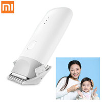 Xiaomi MiTu Baby Electric Hair Trimmer Clipper Mijia Micro USB Rechargeable Hair Clipper Trimmer Shaver Barber from Youpin