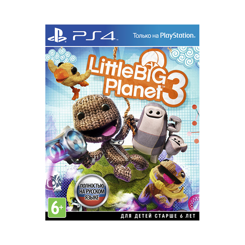 Game Deal PlayStation LittleBigPlanet 3