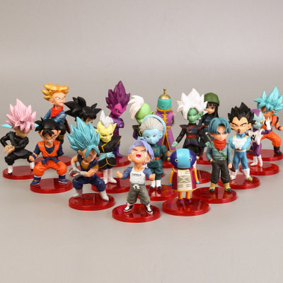Figurki Dragon Ball - aliexpress
