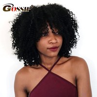 Afro Kinky Curly Human Hair Wig 100% Human Hair Wigs For Black Women Remy Lace Front Human Hair Wigs Brazilian Lace Front Wig