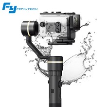 FeiyuTech G5GS Splash Proof 3-Axis Handheld Gimbal Stabilizer for Sony AS50 AS50R Sony X3000 X3000R 130g-200g SONY Camera