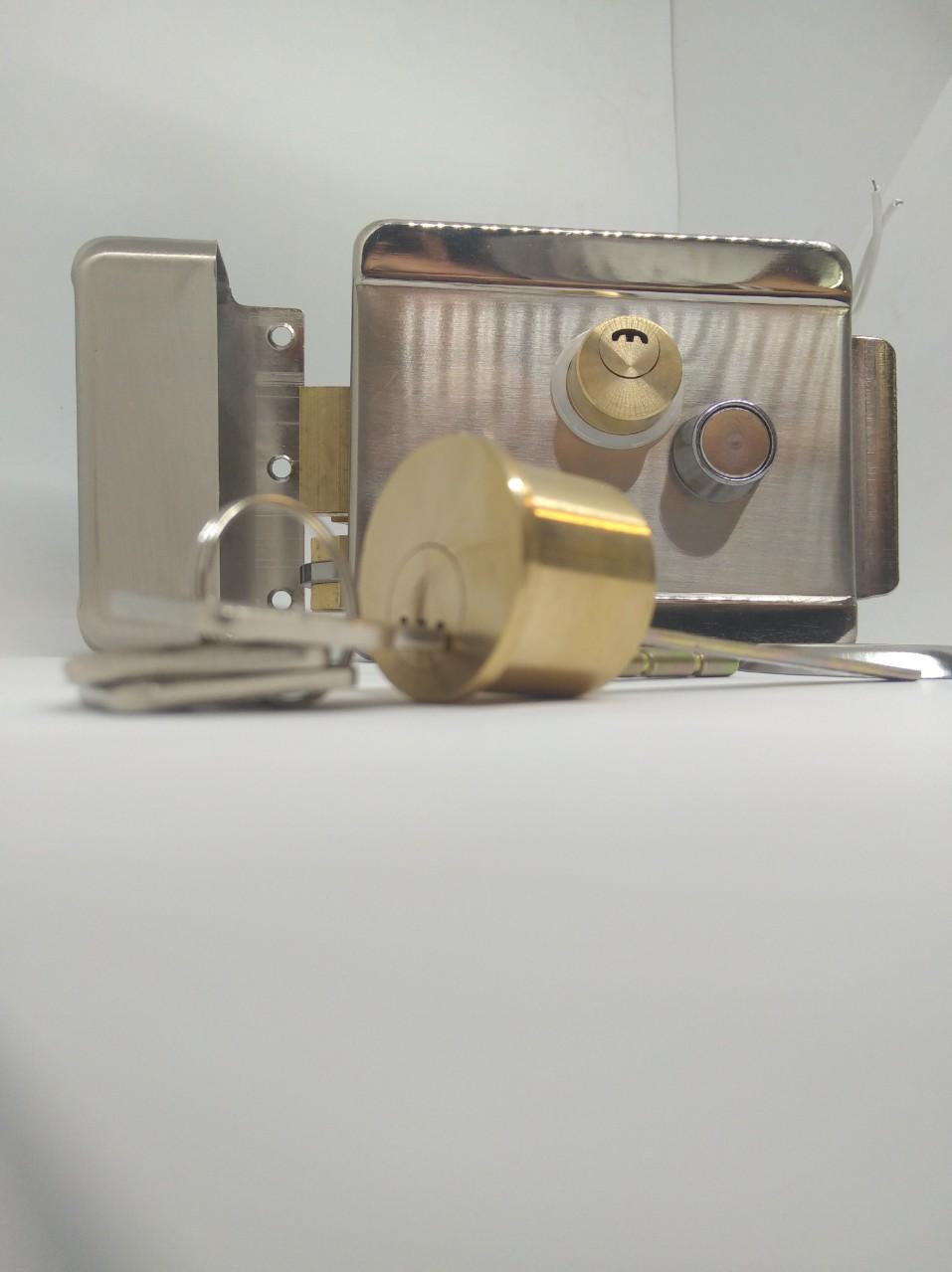 Laid on electromechanical lock FASS LOCK 2369-SSLaid on electromechanical lock FASS LOCK 2369-SS