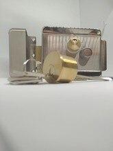 Накладной Электромеханический Замок FASS lock 2369-SS