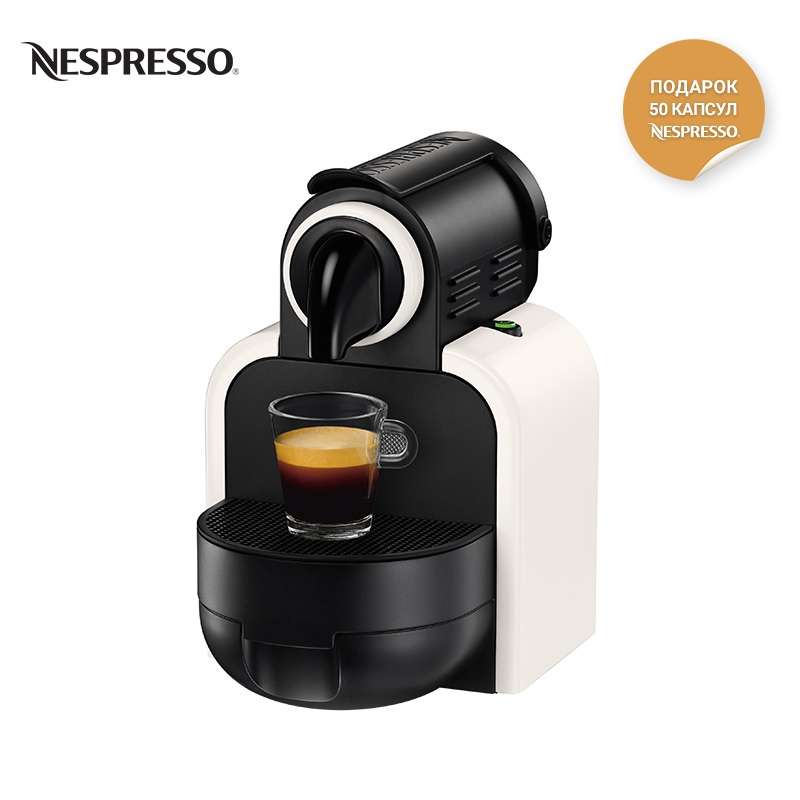 Coffee maker Nespresso Delonghi ESSENZA EN97.W capsule coffee machine espresso free shipping commercial heavy duty 5l manual spanish donuts churreras churros maker machine w 12l fryer n 700ml filler