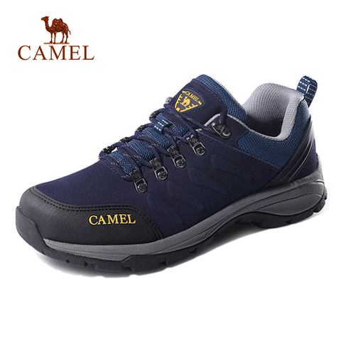 CAMEL Women Outdoor Hiking Shoes Anti-skid Shock Breathable Female Camping Trekking Hiking Sneakers Pakistan