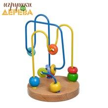 Лабиринт Игрушки из дерева № 6