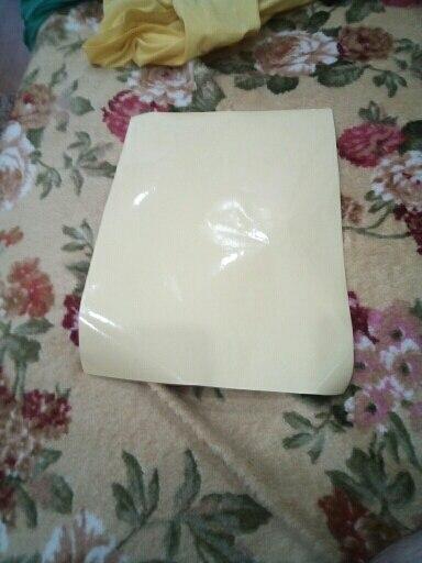 ярлык ткани; лист клей ; термальный принтер ;