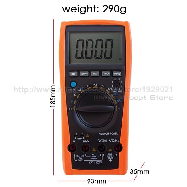 5-Ideal-Concept-Multimeter-VC-97-Dimension