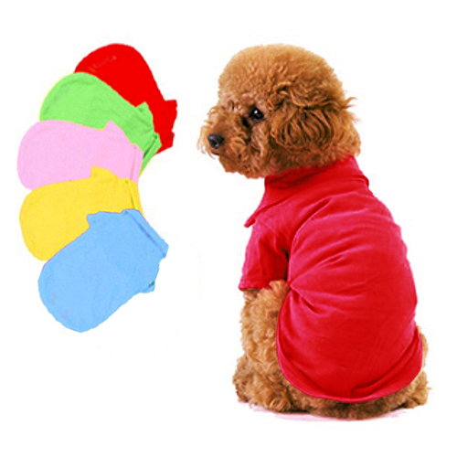d94b16788f0b Detail Feedback Questions about TINGHAO Pet Puppy Small Dog Cat Clothes  Short Sleeve Costume Apparel T shirt Polo Shirt on Aliexpress.com   alibaba  group