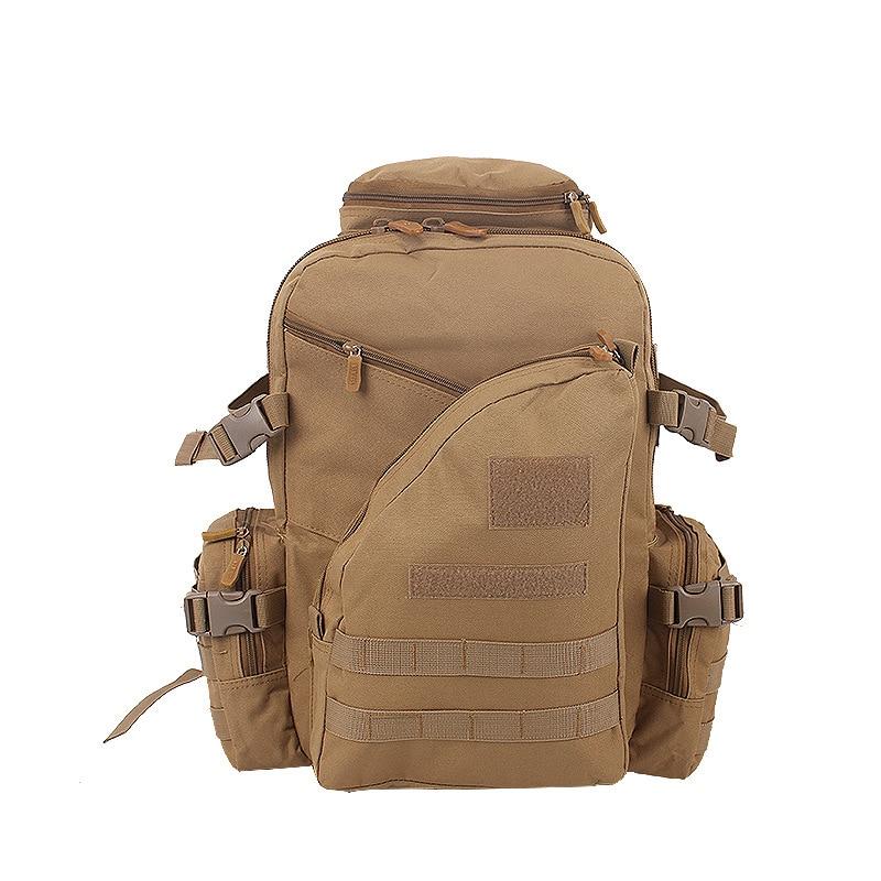 Sac à dos tactique militaire extérieur 45L sac d'assaut 3 jours sac à dos Molle sac à dos sac à dos pour la randonnée Camping chasse