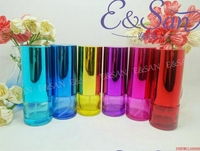 100PCS 20ML Cylindrical Spray Perfume Glass Empty Spray Bottle ..