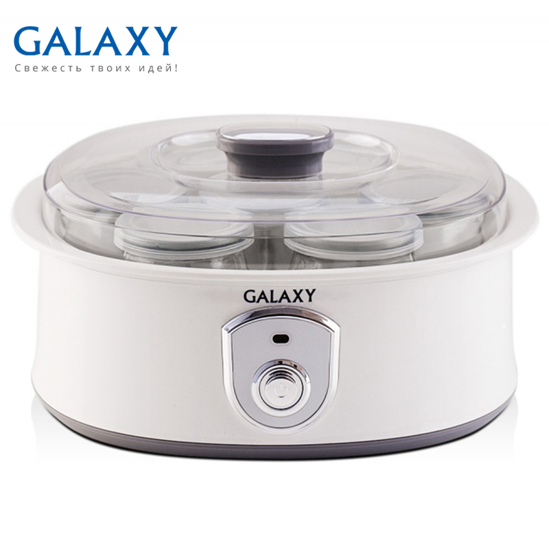 лучшая цена Yogurt maker Galaxy GL 2690