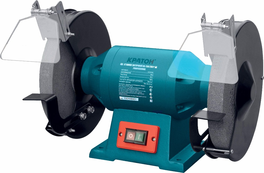 Grinding machine Kraton BG 750 / 250P цена в Москве и Питере