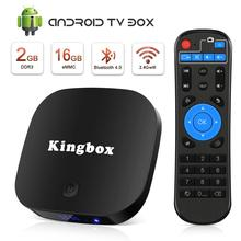 NEW Version Leelbox K2 PRO TV BOX Smart 4K Ultra HD 2G 16G Android 8.1 WIFI Google Cast Netflix Media Player4K HDR Set top Box 70mm universal throttle body cnc t6 aluminum red 40002