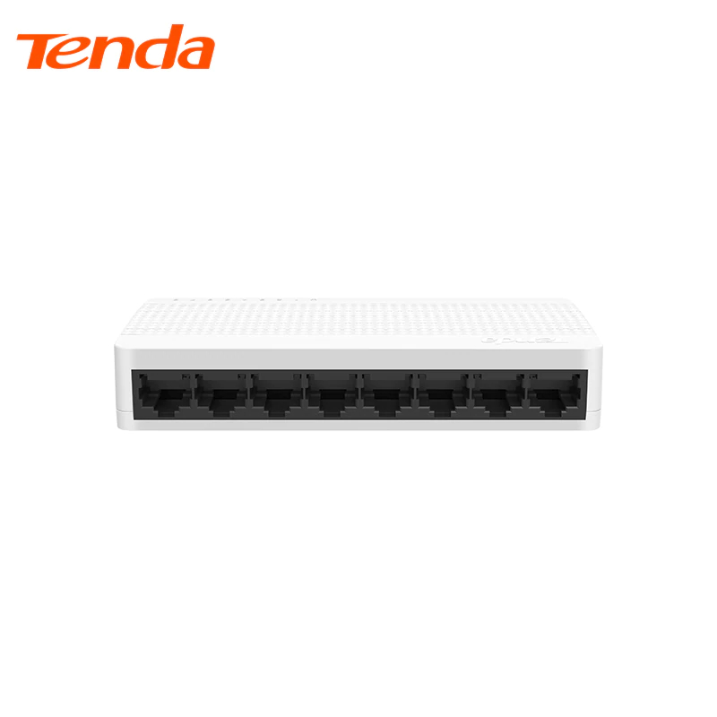 Networking Tenda s108 white Network Switches cnim hot 5pcs water level monitor sensor right angle float switches zpc1 white