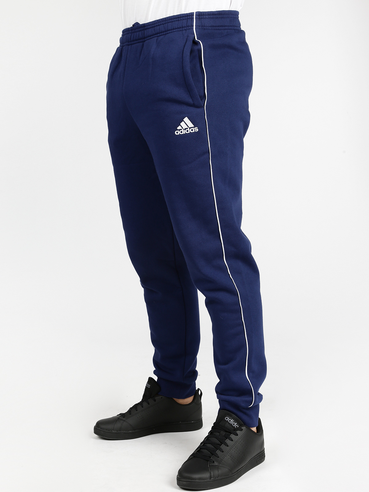 Core18 Sweat PNT-heavy Sports Pants-Blue