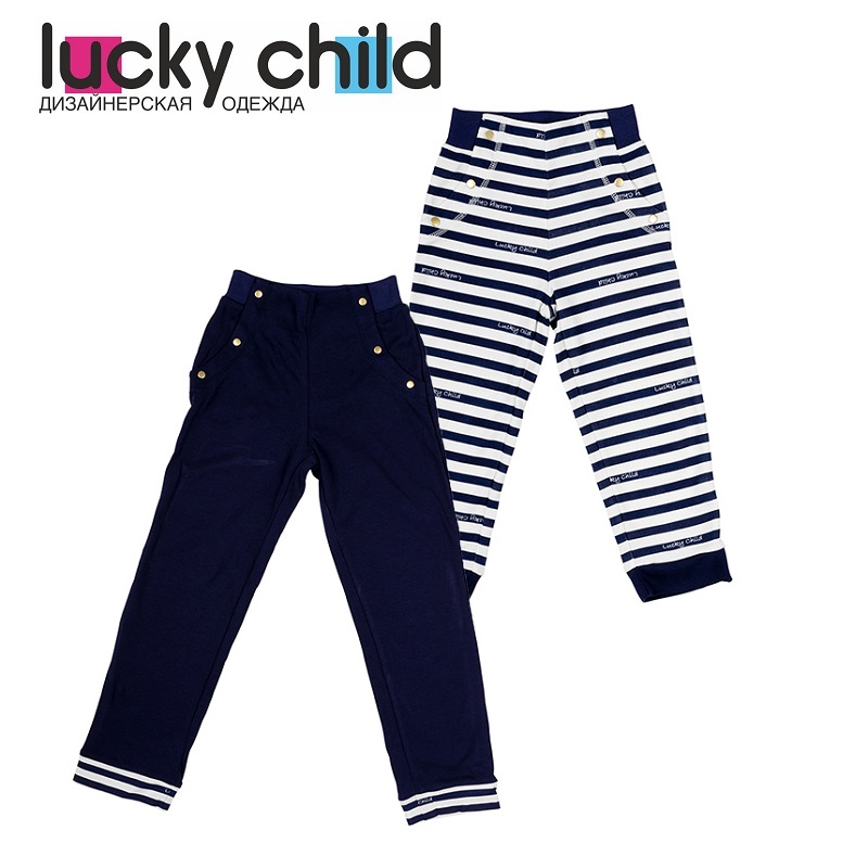 Pants Lucky Child for girls 28-11D Leggings Hot Baby Children clothes trousers 2017 new fashion jeans men print solid color slim trousers casual straight brand design skinny pants hot sale