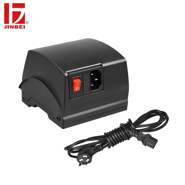 甚平 AC DC 電源アダプタと互換性 HD 610 & HD 601 写真撮影の照明フラッシュ