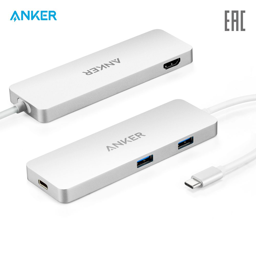 Mobile Phone Chargers Anker A8342  pc accessories port adapter otg for computer hub splitter usb data copper water cooling block cpu pc computer for graphics gpu endothermic head hot z09 drop ship