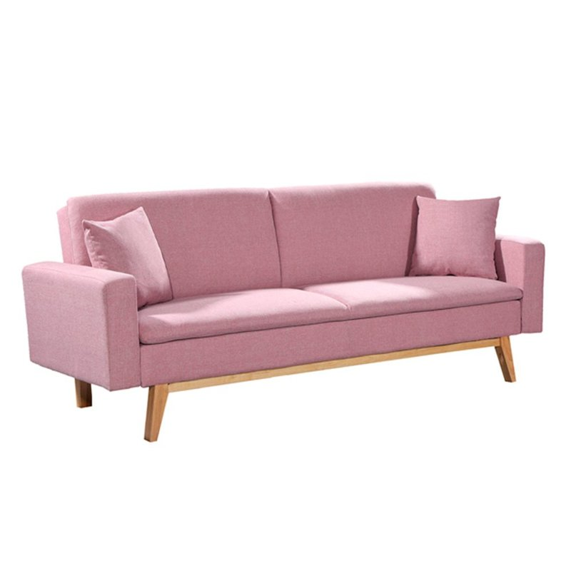 Elegant Sofa Bed 3 Seater Malmo Comfortable And Easy Open Thanks To Its Clicclac System Or Book
