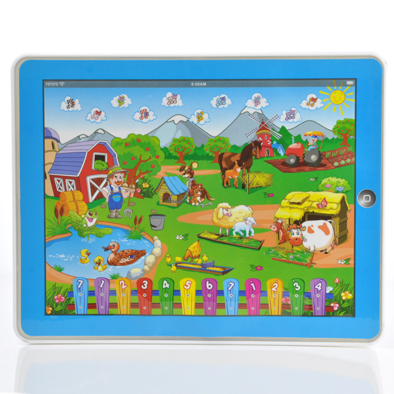 Early Childhood with Music Learning Machine;English Language Childrens Tablet Computer F ...