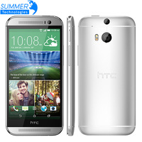 Original Unlocked HTC One M8 Marshmallow 5 0 Inch 4G LTE Quad Core 2G RAM 16GB