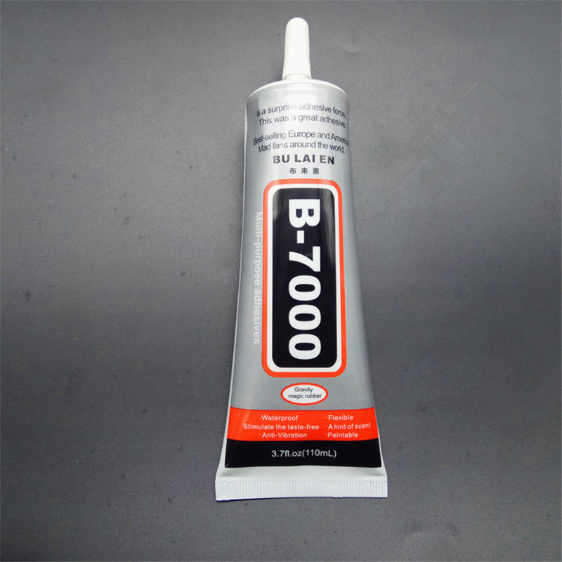 B7000 110ml MultiPurpose B-7000 Industrial Adhesive Jewerly Rhinestone Crystal DIY Phone Screen Glass Frame Fix Crafts Toys Glue