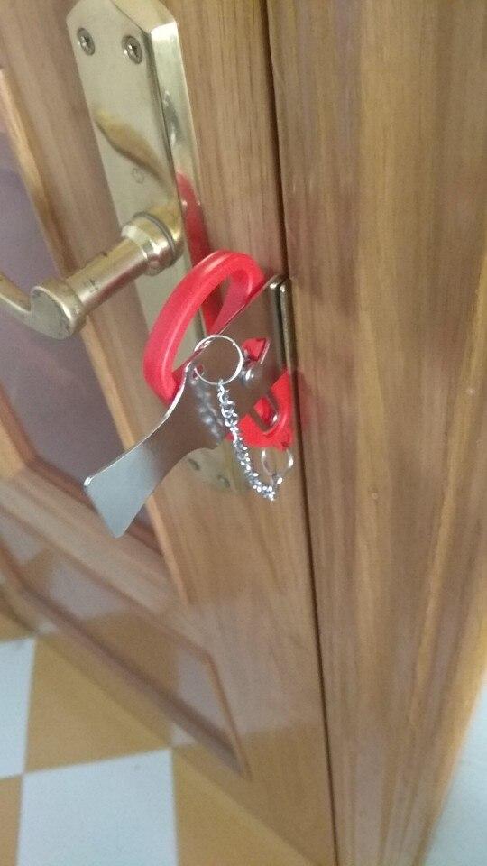 NoAccess™ Portable Lock photo review