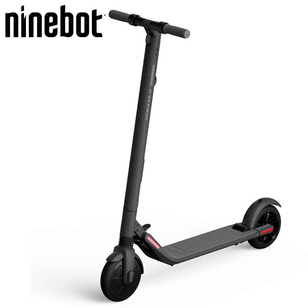 Elektrosamokat Original Xiaomi Ninebot KickScooter ES2 elektrosamokat аксессуар сиденье ninebot для самоката kickscooter es1 es2 es4