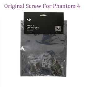 Image 1 - 100% Original Phantom 4 Screw Set Repair Parts For DJI Phontom 4 Accessories