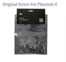 100% Original Phantom 4 vis ensemble pièces de réparation pour DJI Phontom 4 accessoires