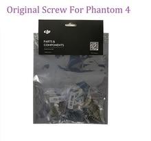 100% Originele Phantom 4 Schroef Set Reparatie Onderdelen Voor DJI Phontom 4 Accessoires