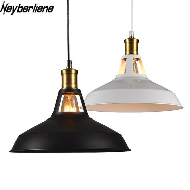 Heyberliene Vintage Pendant Lights Loft Pendant Lamp Lustre Industrial Retro Style