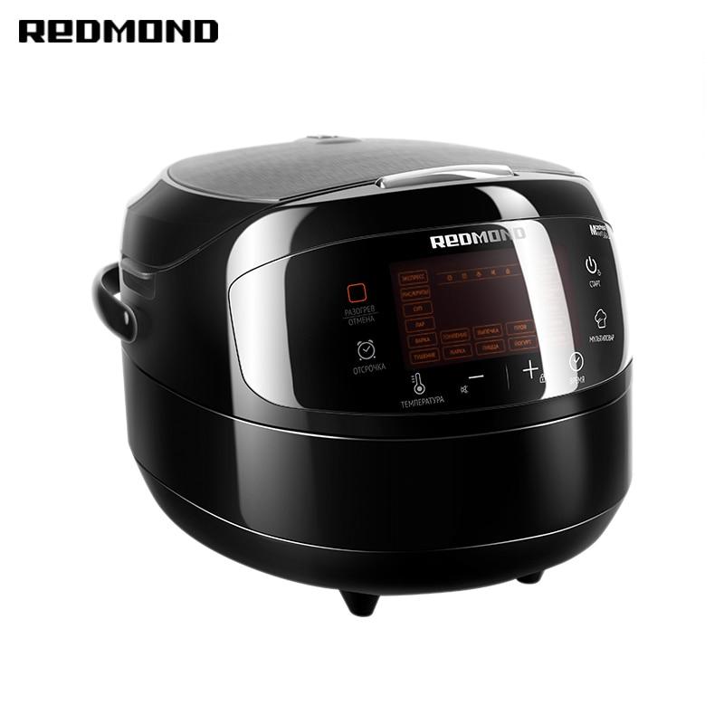Multivarka REDMOND RMC-M902 Multivark multicooker Household appliances for kitchen 3 in 1 corner rounder