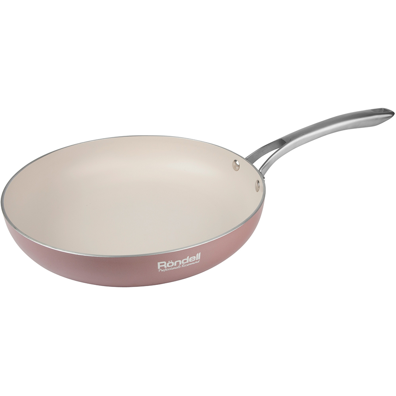 Frying pan without lid Rondell Rosso 24 cm RDA-543