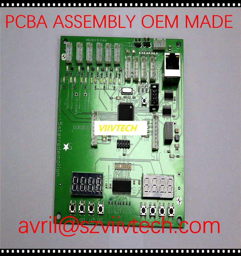 Professional Printed Circuit Board Manufactuer Pcb High Tg Multilayer 16 Layer Fast Prototype Provide Assembly Service Pcba Custom Made